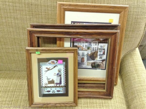 choices for frames for DIY Jewelry Frame