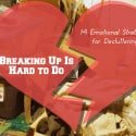 Breaking Up is Hard to Do: 14 Emotional Strategies for Decluttering (part 1)