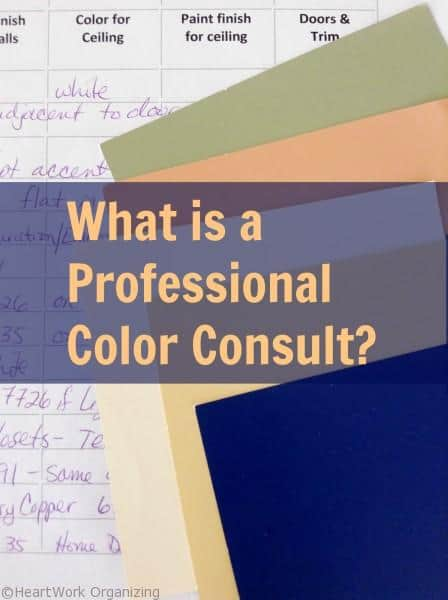 Color With No Regrets Color Consultations title