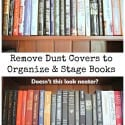 Home Staging Tip for Books