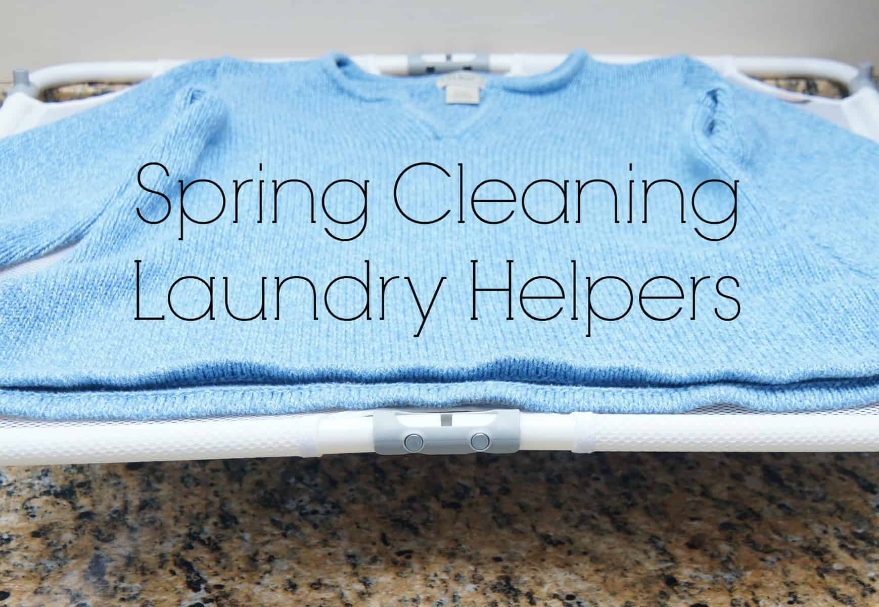 Laundry Helpers Oxospringcleaning Heartwork Organizing
