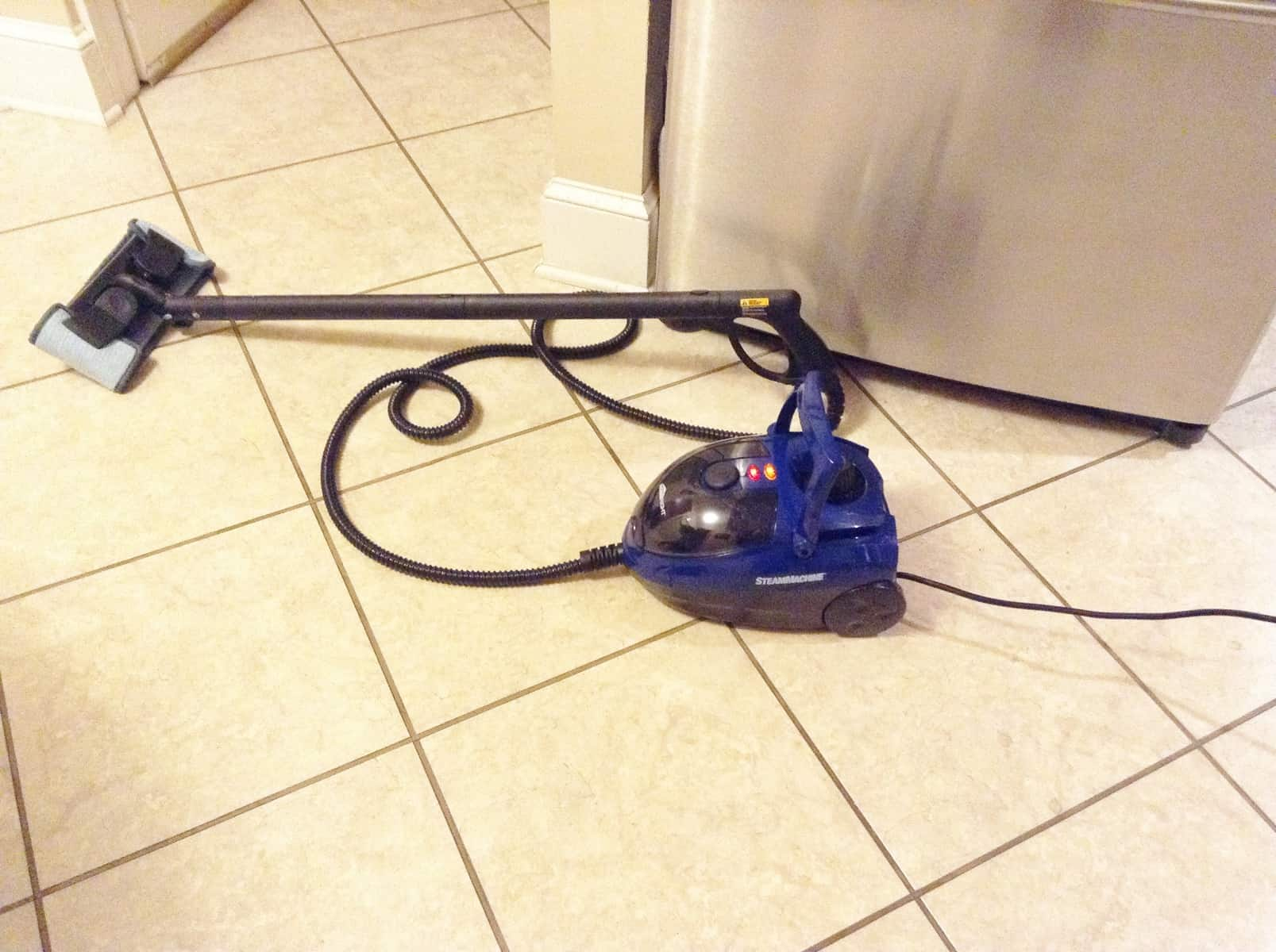 Kitchen Floor Steam Cleaner Hot Stuff Steam Clean The House Without Chemicals Heartworkorgcom
