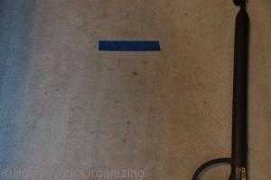 HomeRight Steam Machine cleans carpet stains
