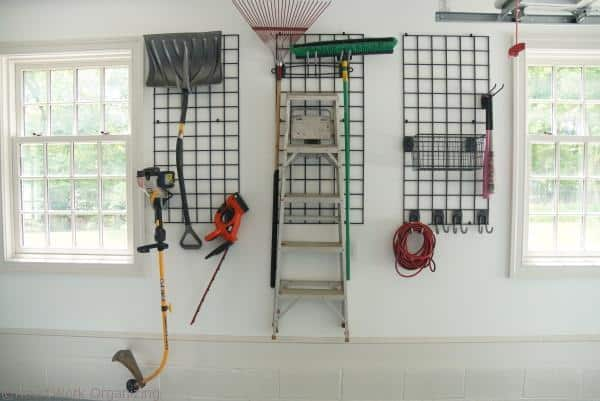 garage after (5) for hanging tools
