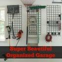 Super Beautiful Organized Garage