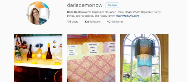 DarlaDeMorrow on Instagram