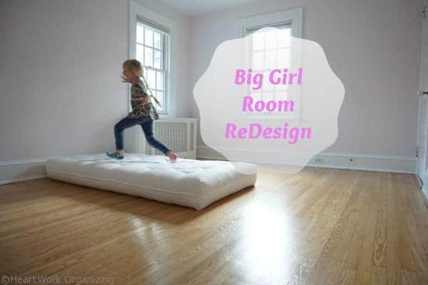 Rp big girl room redesign heartwork for Redesign room