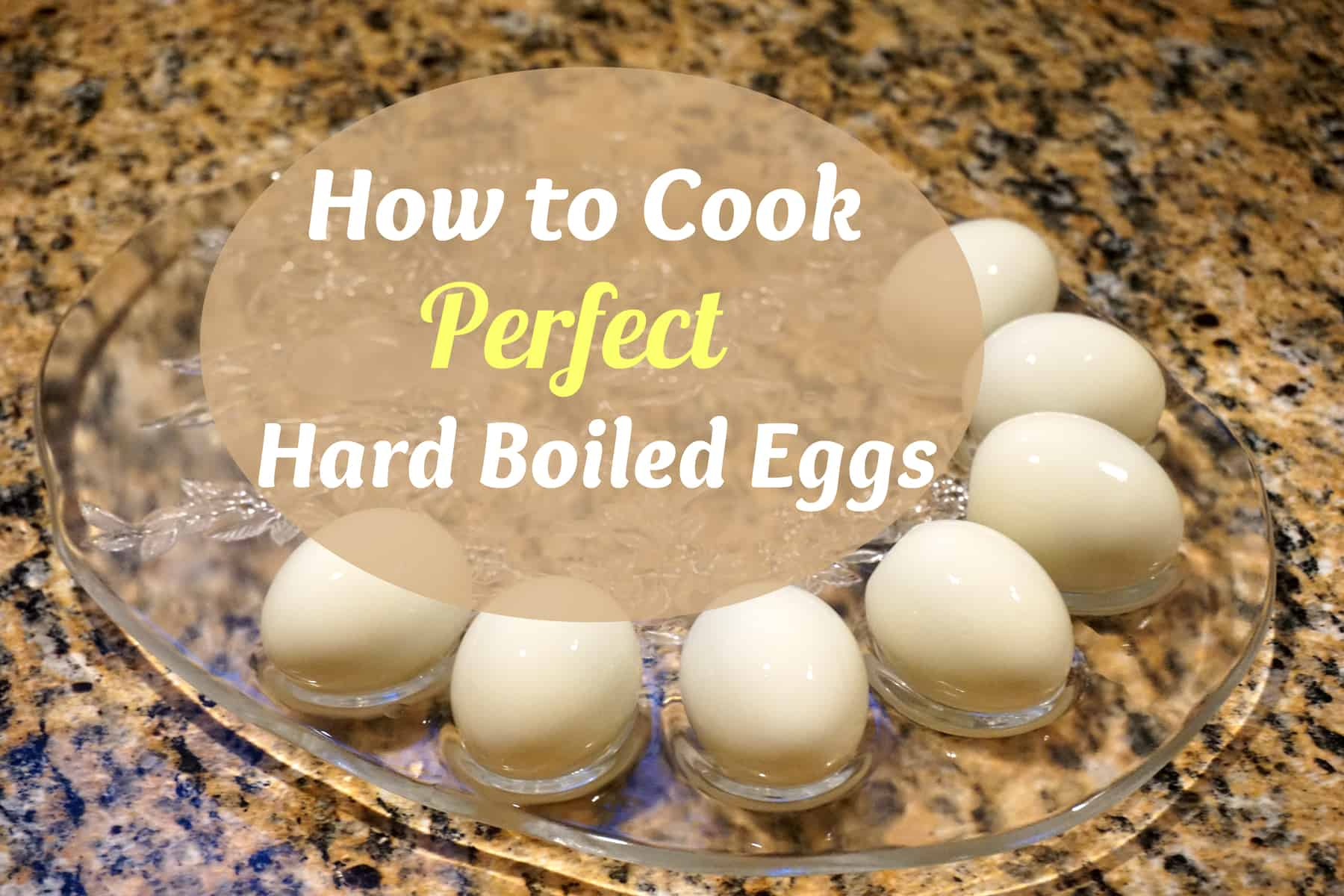 How to Cook Perfect Hard Boiled Eggs | HeartWorkOrg.com