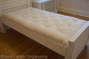 chemical-free mattress for kids