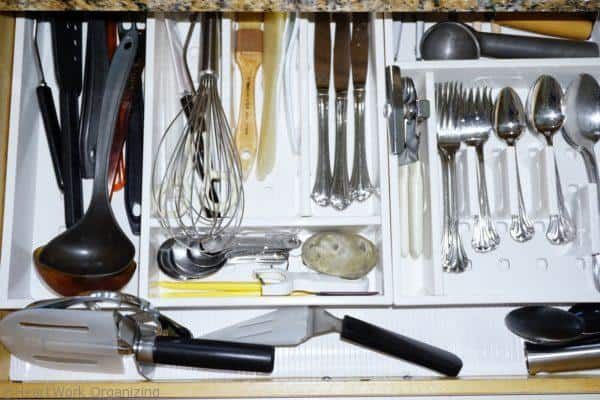 whisk doesn't fit in kitchen drawer