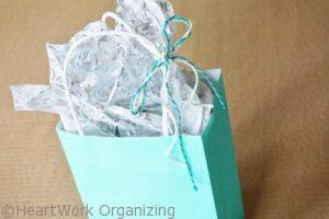 how to pack a hostess gift for travel