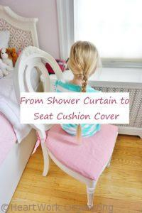 From Shower Curtain to Seat Cushion Cover