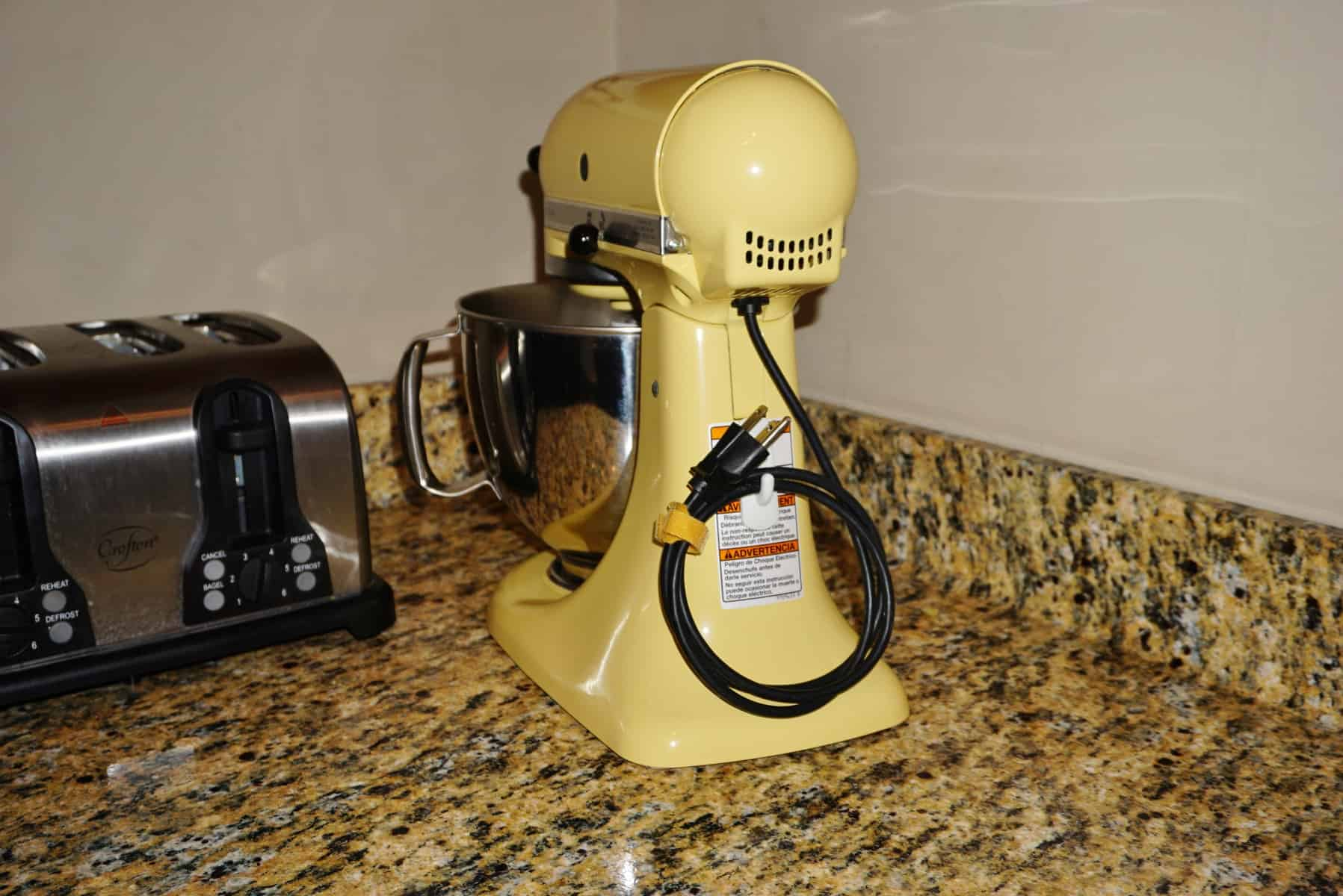 Simple Exhibition Stand Mixer : Easy organizing for kitchenaid stand mixer parts