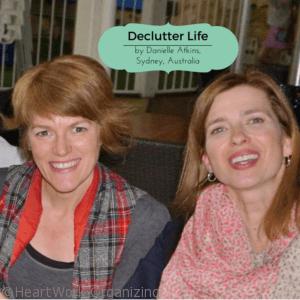 eclutter life- Danielle Atkins, Sydney Australia