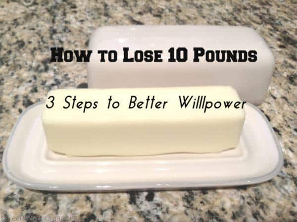 3 Steps to better willpower
