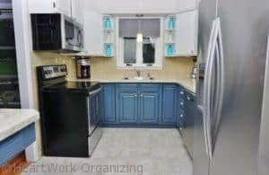 kitchen redesign after