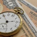 US Savings Bond Clutter