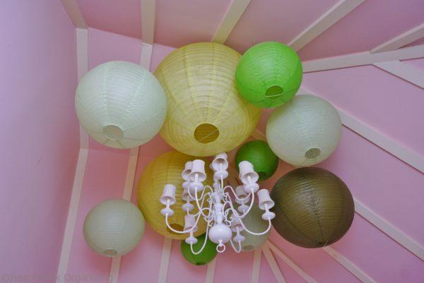 ceiling home staging