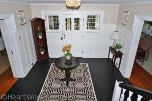 foyer home staging
