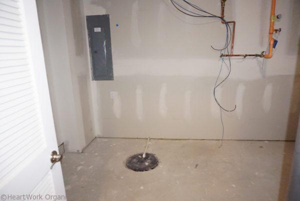 Habitat for Humanity Home Dedication (26) storage room