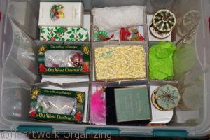 How to store holiday decorations and special ornaments