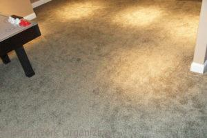 when stretching carpet works for home staging