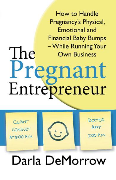 The_Pregnant_Entrepreneur_FrontCover