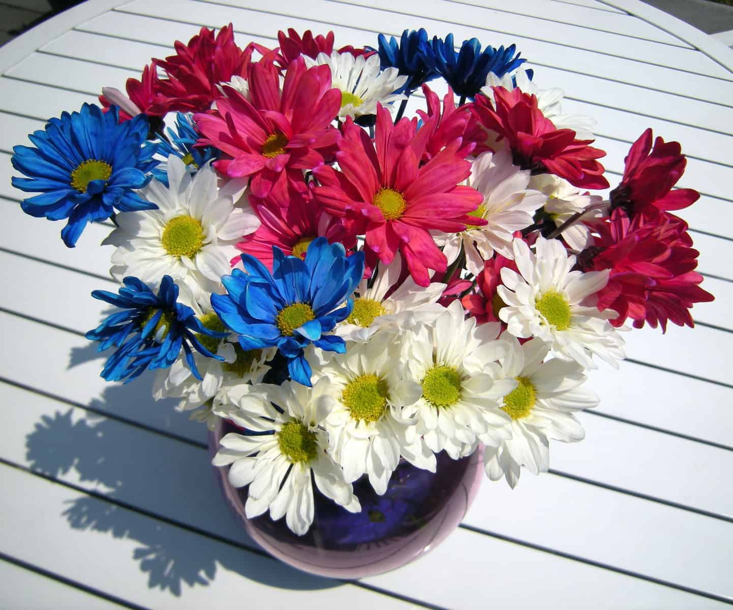 Flowers For 4th Of July 017 Heartwork Organizing Tips For