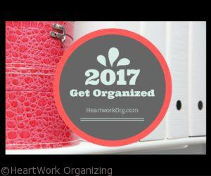 How to get organized in the new year 2017 #2017