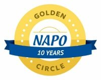 National Association of Professional Organizers - Golden Circle