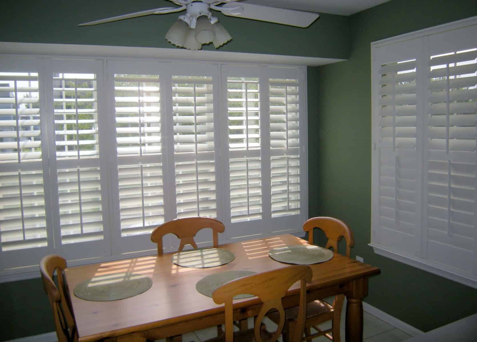 The Skinny On Wood Blinds And Plantation Shutters