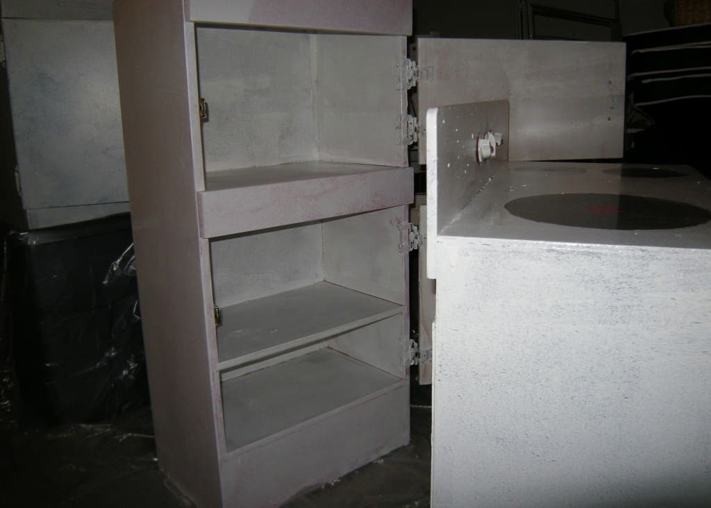 painting kitchen cabinets remodel