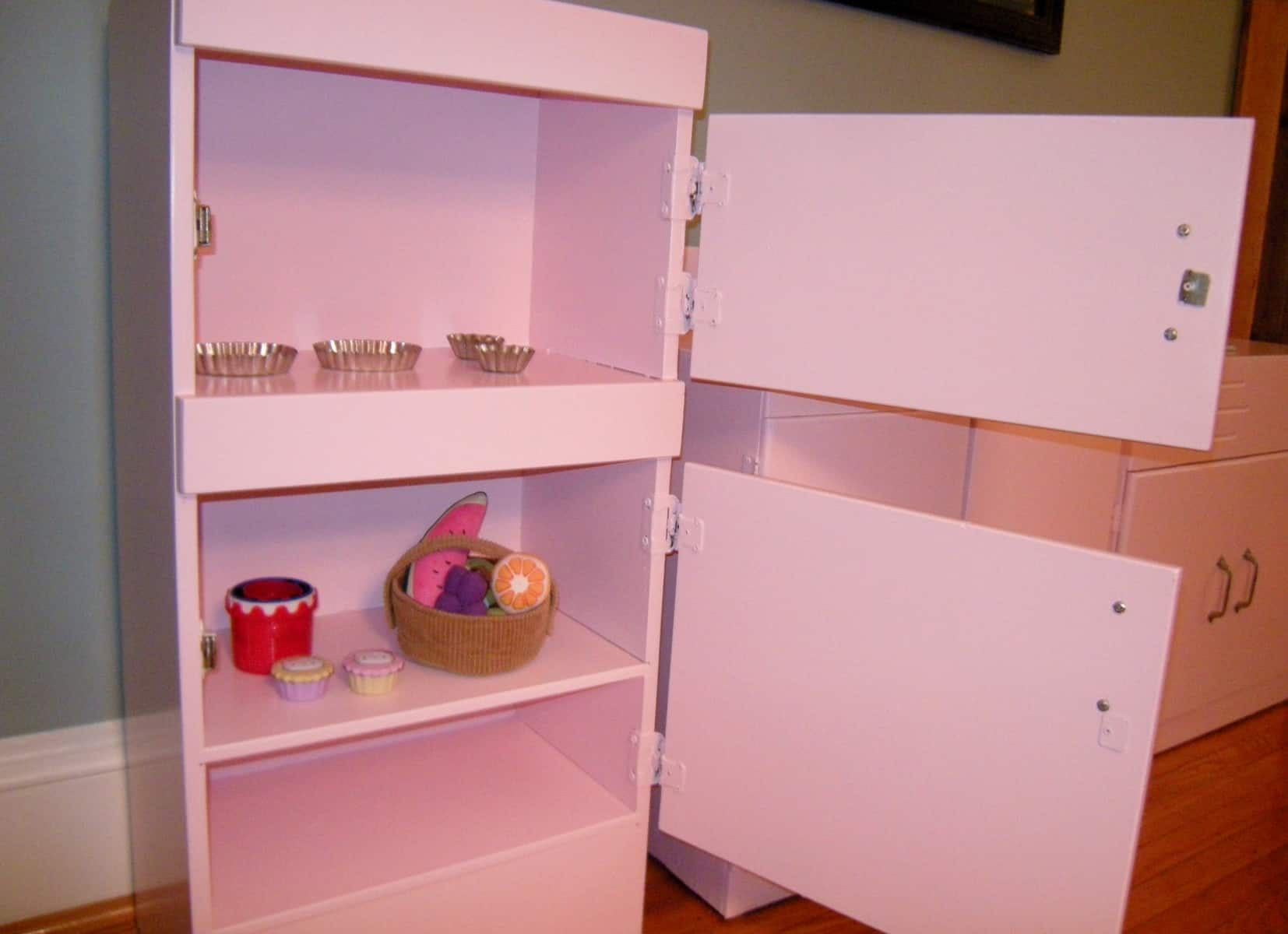 Mini Kitchen Makeover With Pink Appeal Heartwork Organizing Tips