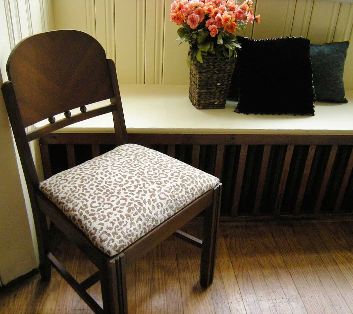 Recovering Chair Seat Cushions