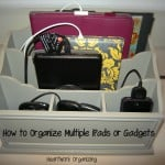 Store and Organize Multiple iPads: Get Your Gear In Order