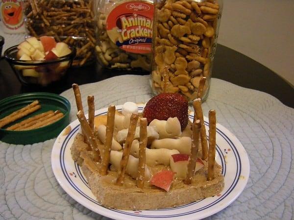 peanut butter zoo