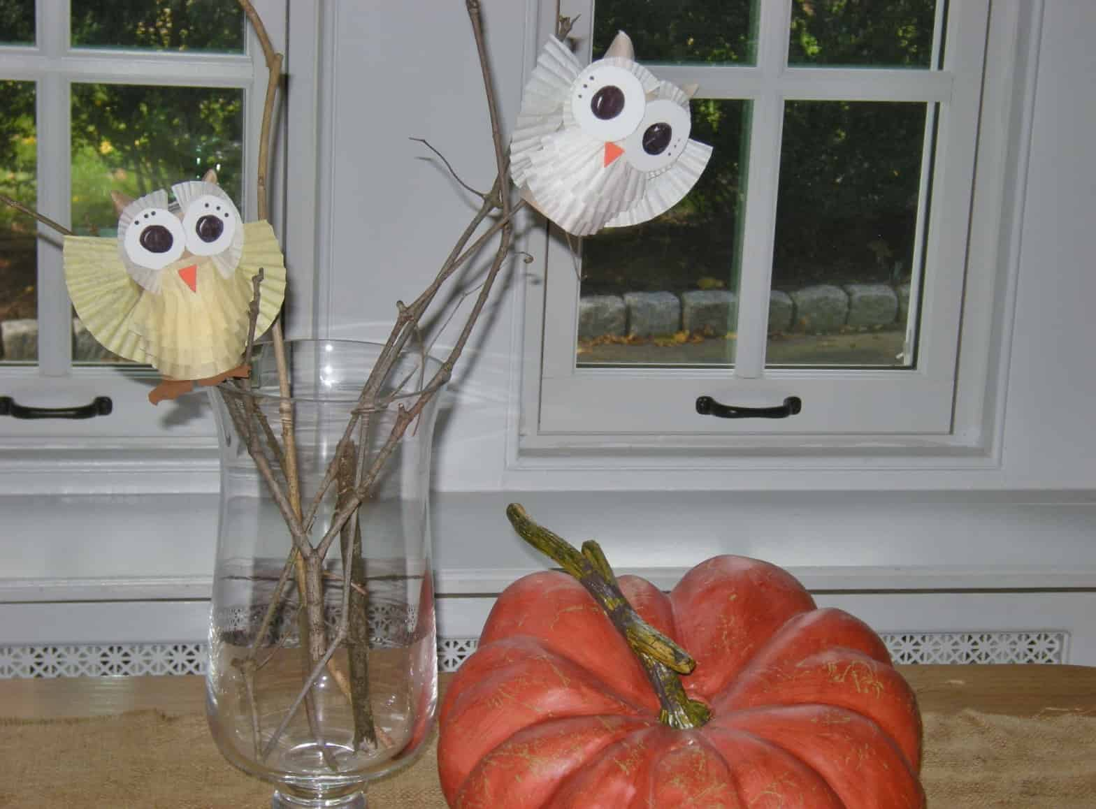 hope this gives you some ideas - Cute Halloween Decoration Ideas