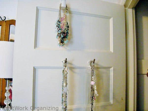 Clever Jewelry Storage Solution