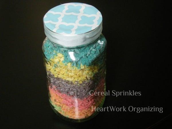 cearl sprinkle gifts
