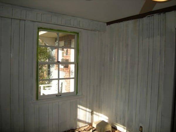 cover up please painting indecent paneling. Black Bedroom Furniture Sets. Home Design Ideas