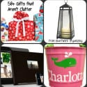 50+ Gifts that Aren't Clutter