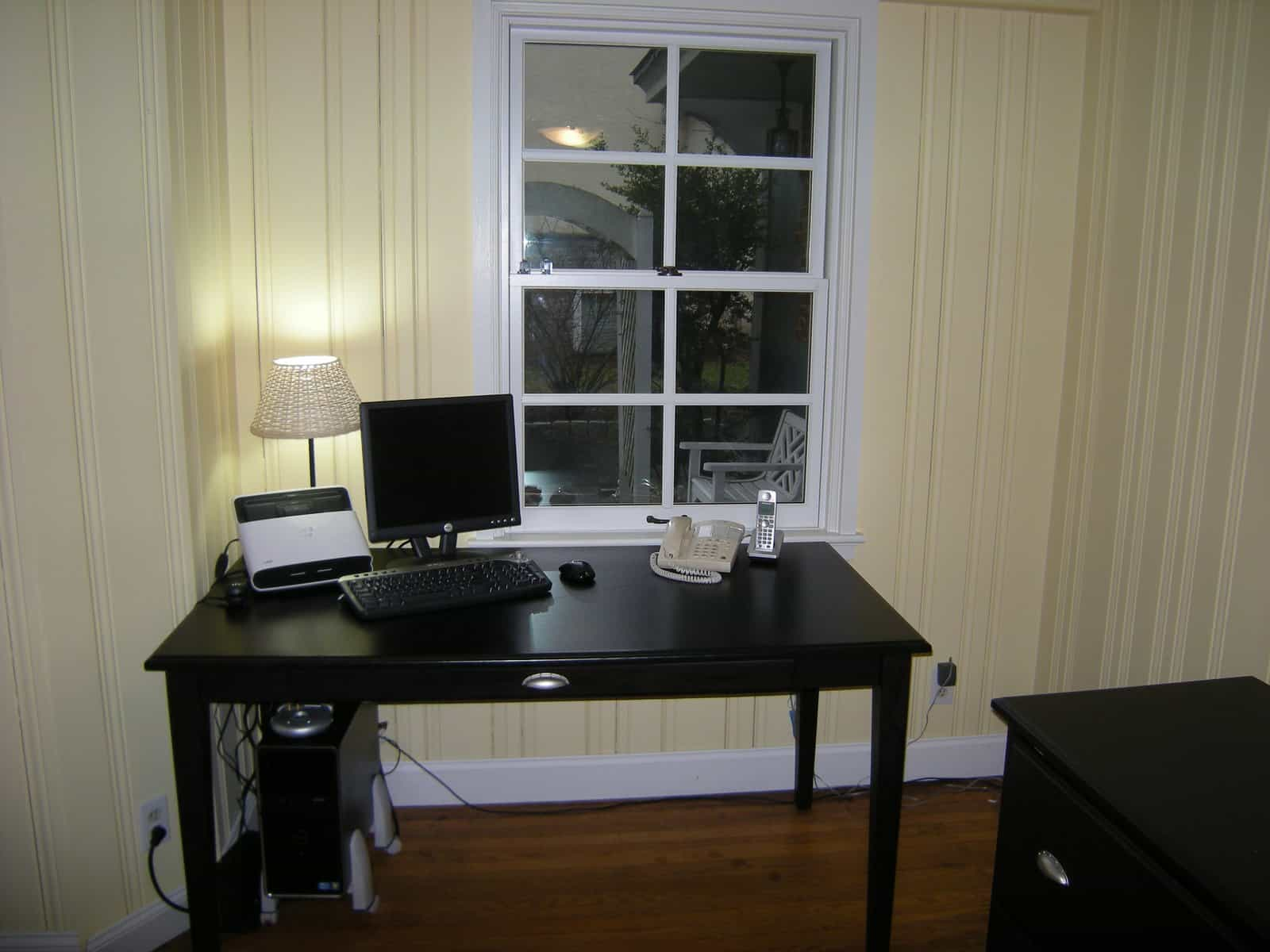 Beau Home Office Makeover
