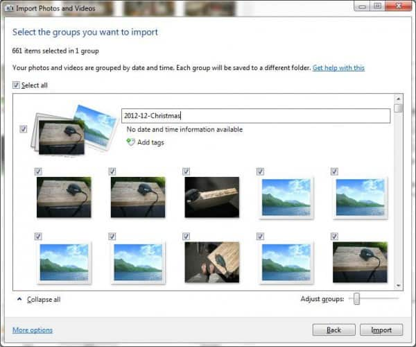 digital photo organizing tips