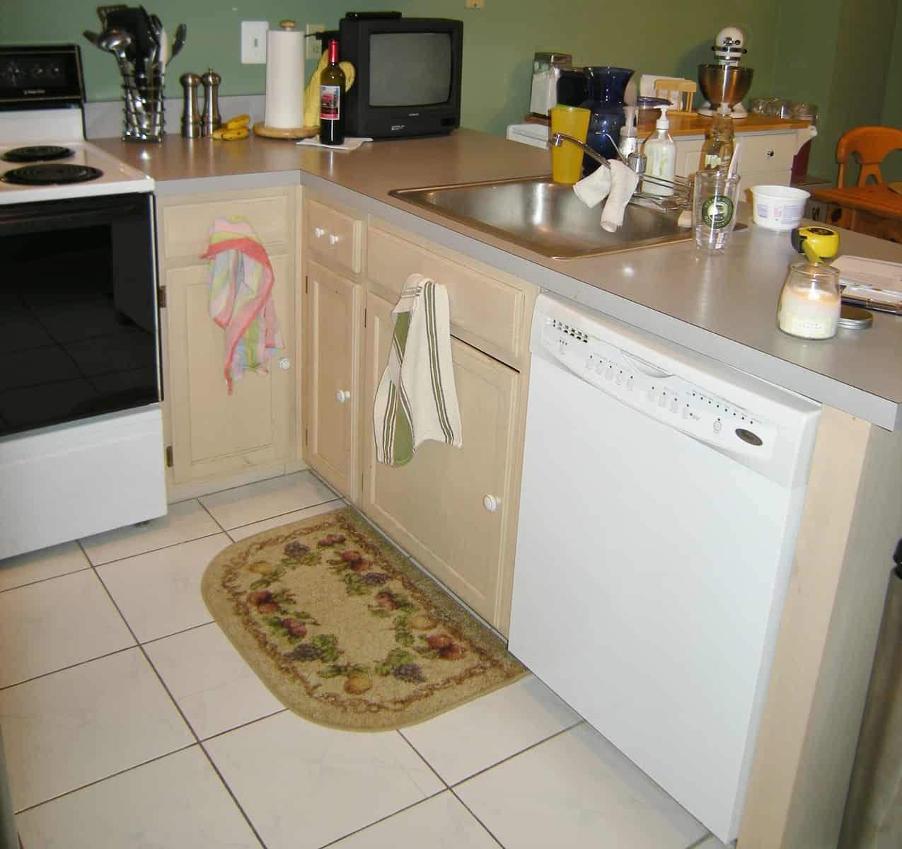 Fabulous Faux Granite for Every Budget | HeartWork Organizing, Tips ...