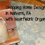 Malvern, PA: Home Design Jackpot Starring UpHome and Knots and Weaves