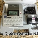Do You Love Your Label Maker?