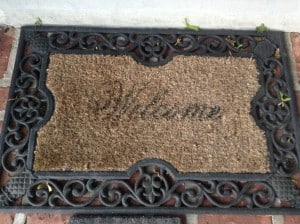 Welcome Mat makeover (2)