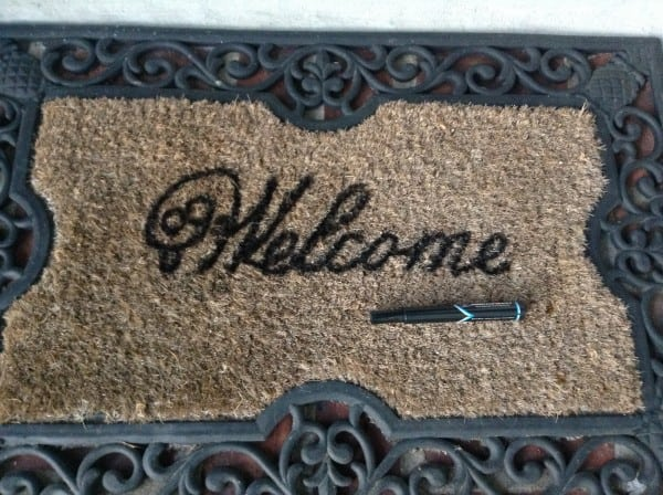 Welcome Mat makeover (3)
