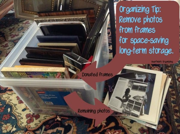 photo organizing tip