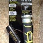 Storm Readiness- Ryobi LED Flashlight Review